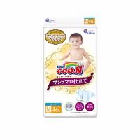 京东PLUS会员:GOO.N 大王 棉花糖系列 婴儿纸尿裤 M46/L38/XL30