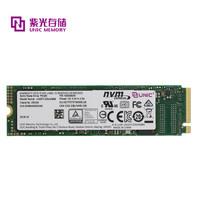 紫光存储 256GB SSD固态硬盘P5160系列M.2接口PCIE3.0X4(NVME协议 带DRAM独立缓存)企业级颗粒 五年质保