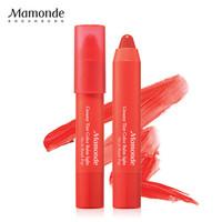 Mamonde 梦妆 花心丝绒唇膏笔 16 粉橙 2.5g *3件