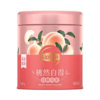 立顿Lipton 茶语暖意系列散茶 白桃乌龙调味茶 茶叶 水果茶果粒茶花草茶 70g *2件