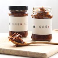 食味的初相 米马私房苏式香菇酱 吃饭扫光 2罐装