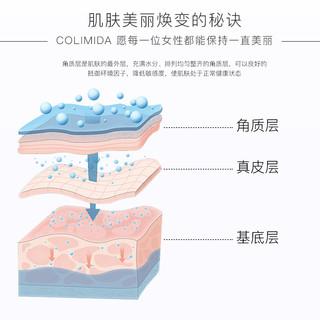 日本colimida纳米喷雾补水仪家用加湿小型便携充电美容脸部蒸脸器
