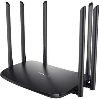 TP-LINK WDR7620 1900M智能11AC双频高速无线路由器 家用5G 安全稳定 光纤宽带 大户型穿墙