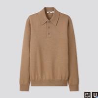 UNIQLO 优衣库 432923 男装针织POLO衫