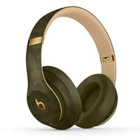 Beats Studio3 Wireless 头戴式耳机 迷彩绿