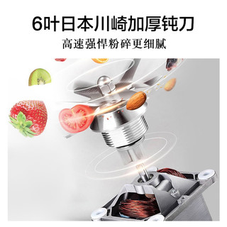 苏泊尔新款破壁机828A家用小型真空加热全自动多功能养生料理机(一机三杯)