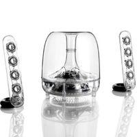 哈曼卡顿 SoundSticks III 水晶3代 多媒体音箱