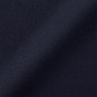 无印良品 MUJI 男式 美利奴羊毛 高针距 圆领毛衣 深海军蓝 L