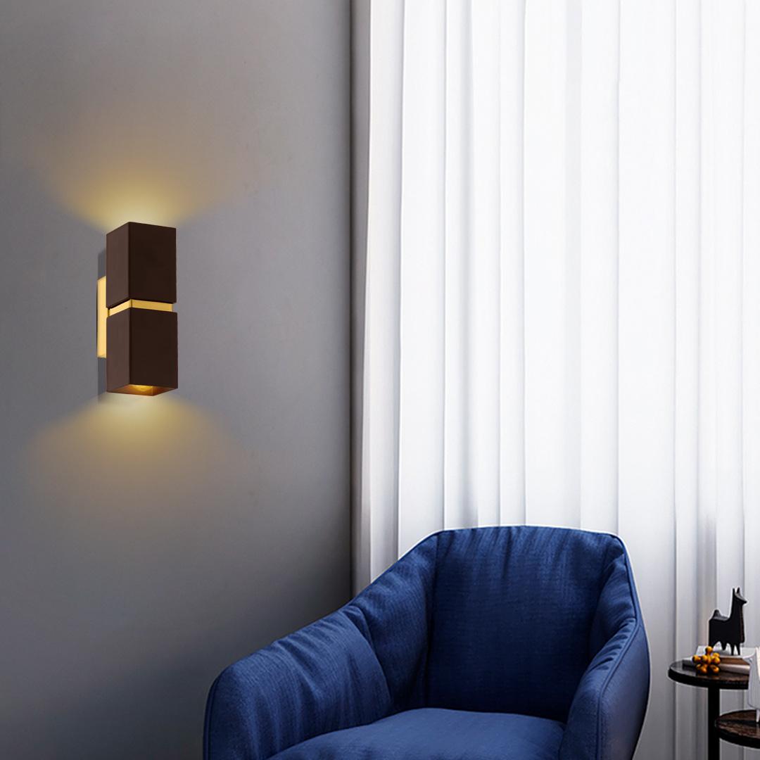 奧地利EGLO輕奢口紅壁燈