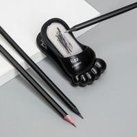飞兹(fizz)磨铅器便携式炭笔画砂纸板美术生画板夹子 铅笔磨尖器笔芯研磨器 FZ669002