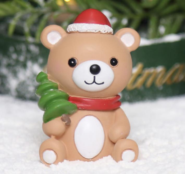 美一优  新款圣诞节小摆件