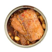 尚品绿洲 带鱼罐头 150g *10件