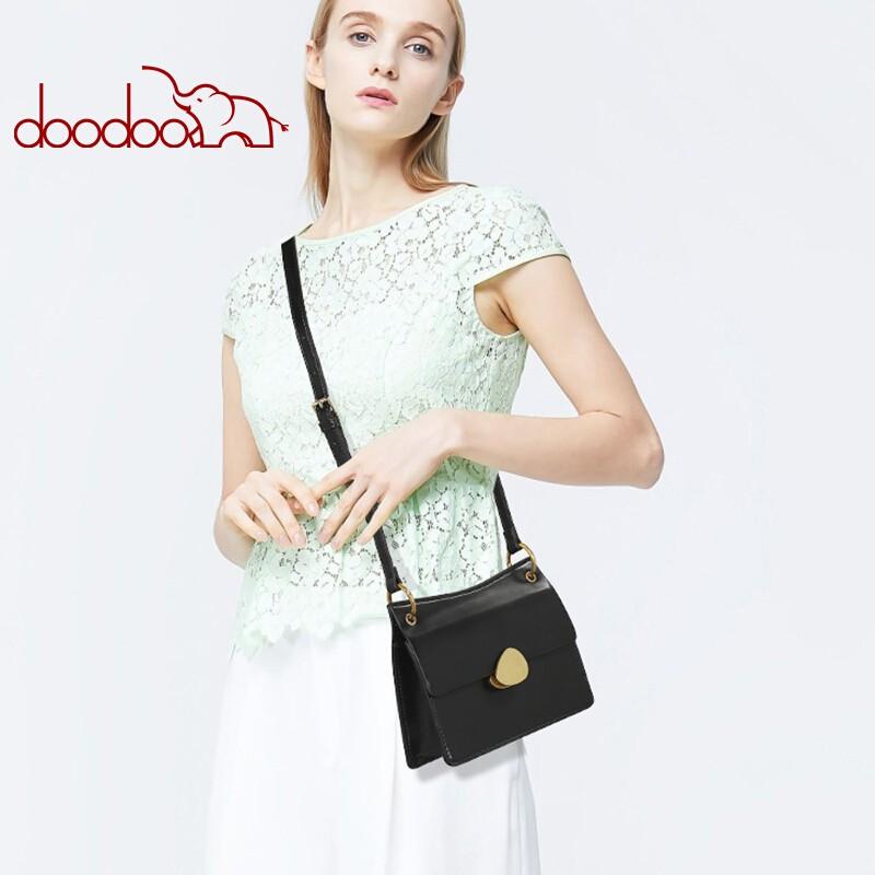DOODOO D9583 女款单肩链条包