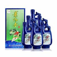 景芝酒52度500mL景阳春如意高度山东白酒整箱6瓶高端浓香型送礼酒
