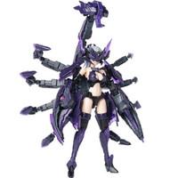 UCGO 御模道 ATKGIRL 武装机娘 拼装模型玩具 15cm 05 蝎子塞尔凯特莱莱