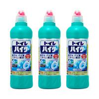日本Kao花王 马桶洗净剂 500g*3瓶