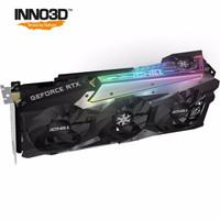 映众(Inno3D)GeForce RTX 3070冰龙超级版 8GB GDDR6 显卡/台式机/游戏/电竞/绘图/设计/AI/独立显卡