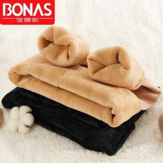 BONAS 宝娜斯 DS8308 女士保暖打底裤