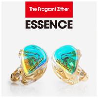 锦瑟香也(The Fragrant Zither) 锦瑟香也TFZ ESSENCE耳机高解析高音质 炫彩金透