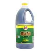 恒顺 醋 山西陈醋 两年陈酿桶装 凉拌海鲜饺子调料调味品2.2L *7件