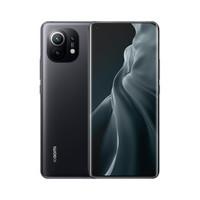 MI 小米11 5G智能手机 黑色 套装版(赠充电器) 8GB 128GB