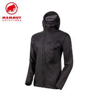 MAMMUT/猛犸象 Kento Light 男士轻量防水透气硬壳冲锋衣
