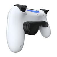 CoovElite索尼PS4手柄后侧键连接板(背面追加按键连接后侧扩展装置 配件 连发辅助适配器) 黑色