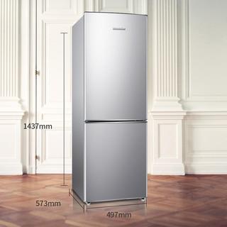 Ronshen 容声 BCD-172D11D双开门小型电冰箱家用租房宿舍节能两门