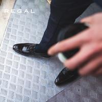 REGAL/丽格商务正装办公职场低帮乐福鞋男士皮鞋T12C SRK3 BRAD(摩卡棕色) 39