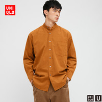 UNIQLO 优衣库 431388 男款灯芯绒衬衫