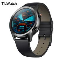 北斗三星定位24小时心率NFC支付智能通知户外智能运动触屏手表遂空黑