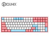 IQUNIX F96 白桃奶昔 无线机械键盘