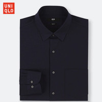 UNIQLO 优衣库 419002 男装长袖衬衫
