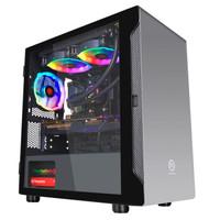 双十一组装电脑主机全攻略,配件怎么选之上篇——机箱、CPU、硬盘,建议收藏备用