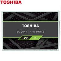 东芝(TOSHIBA) (现已更名铠侠)240GB SSD固态硬盘 SATA3.0接口 TR200系列