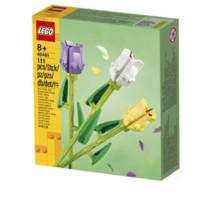 LEGO 乐高 LEGO 植物收藏系列 40461 郁金香