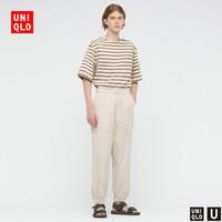 UNIQLO 优衣库 437299 男装宽松束脚裤