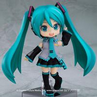 粘土人Doll 初音未来 Character Vocal Series01 初音未来 补款期限2020/12/28-2021/01/27 尾款420元