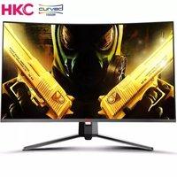 显示器选购指南 篇九:HKC SG32QC超窄边框显示器图赏,高分辨率+144Hz高速刷新,呈现完美画质