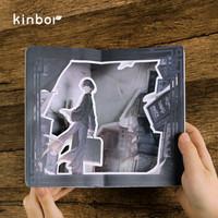 促销活动:京东商城 kinbor办公文具 促销活动