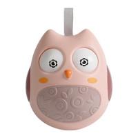 babycare不倒翁玩具 儿童玩具0-3岁婴儿玩具 宝宝早教玩具 MBL0201香槟粉 新年礼物 *8件