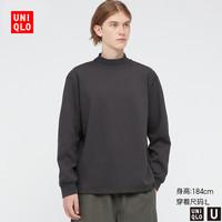 优衣库 男装/女装 高领套头衫(长袖) 440437