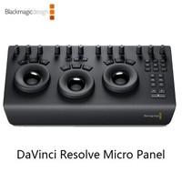 Blackmagic DaVinci Resolve Micro Panel 达芬奇硬件调色台