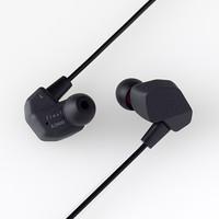 Final audio A3000入耳式有线耳机耳塞流行人声监听hifi发烧动圈