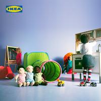 IKEA宜家BUSA布萨儿童帐蓬可折叠亲子休闲