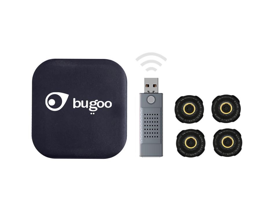 bugoo 布古 胎壓監測 FreeGo1