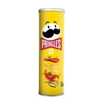 品客(Pringles)薯片番茄味110g(新老包装随机发货)