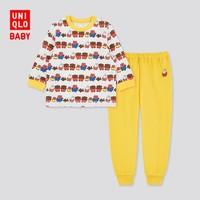 UNIQLO 优衣库 绘本合作系列 婴幼儿压线睡衣