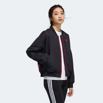 adidas 阿迪达斯 三叶草 CNY Bomber 新年款 杨幂同款 GN9071 女士运动棉服