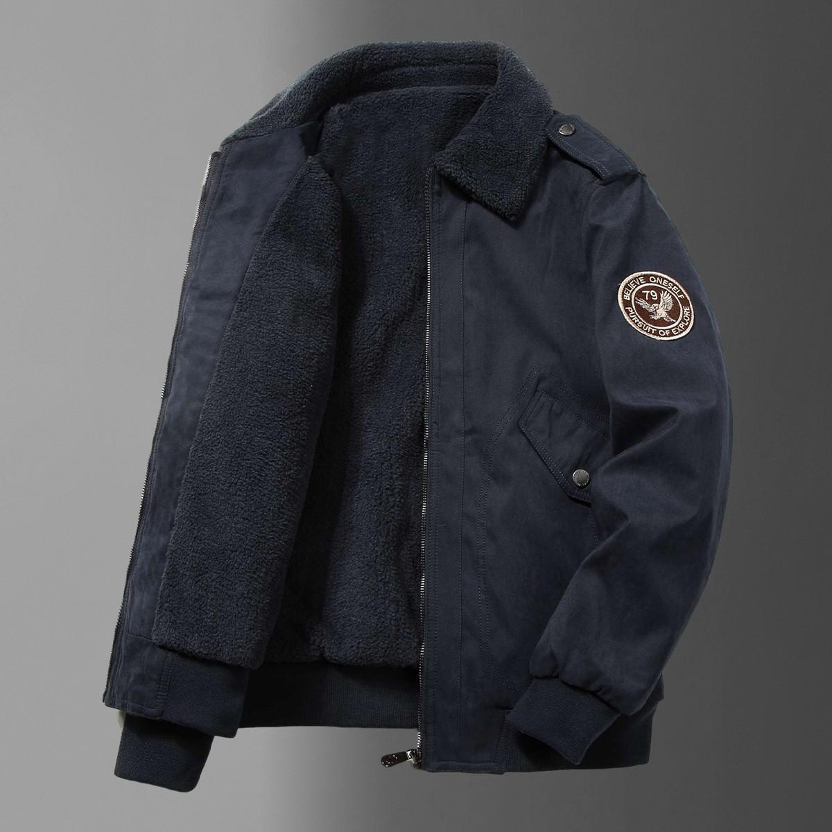 U.S. POLO ASSN 美国马球协会 MY2126813304  男士棉服